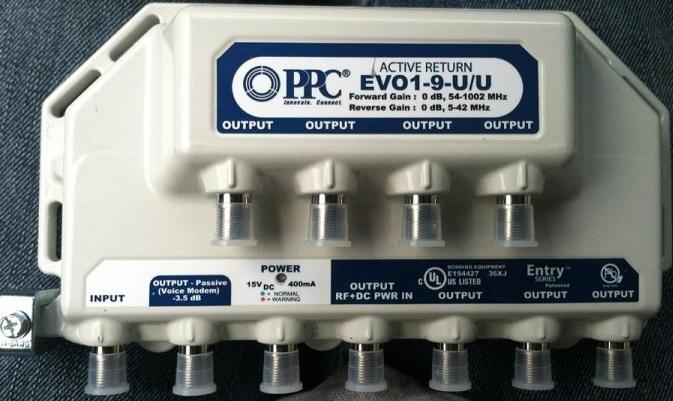 Bestliquidationscom Ppc Evolution Evo19u U 9port Amplifier